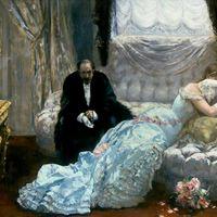 A szerelem 7 árnyalata a festészetben