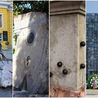 14 hely Budapesten, ahol 1956 hőseire emlékezhetünk