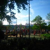 Az egyik kedvencem Budapesten: az Olimpia Park