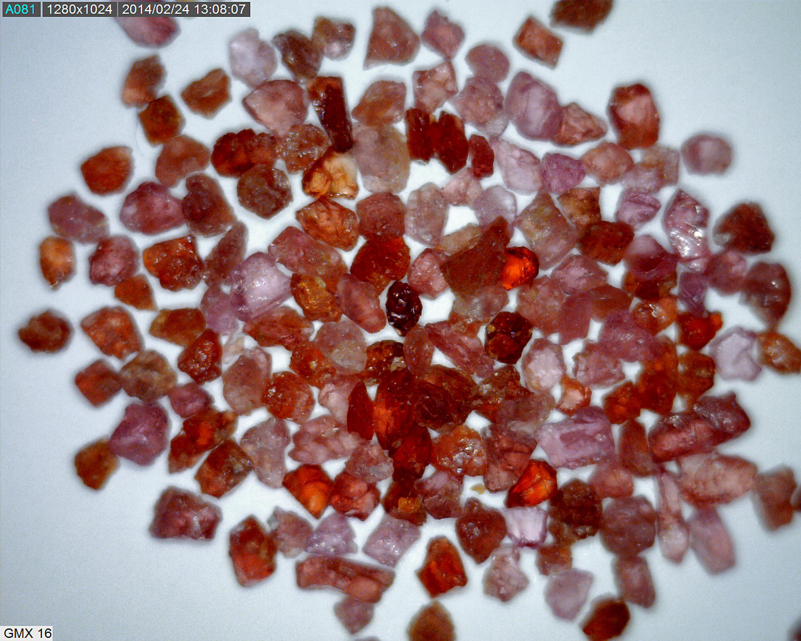 Nemcsak kemény és jó vágású – a gránát mint ipari ásvány