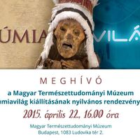 Szenzációs előadások a múmiákról