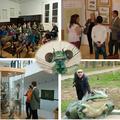 Tanulmányúton a Fekete István Látogatóközpontban, a Deseda-tónál