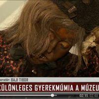 TV2 TÉNYEK - Múmiavilág