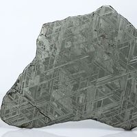 A Kossuth meteorit