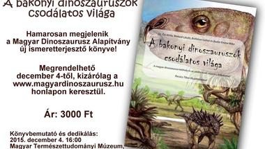 Dinoszauruszok Magyarországról?! Igen!