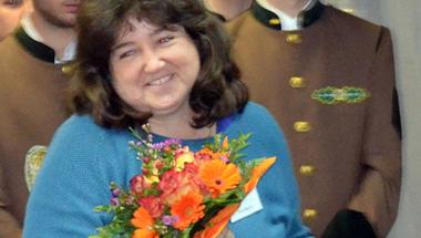Dr. Papp Beáta Boros Ádám díjat kapott Sopronban