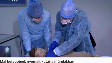 RTL Klub Híradó - Múmiavilág