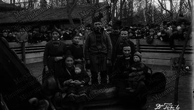 Lappok a Városligetben, 1894. Képek az Embertani fotógyűjteményből 5.