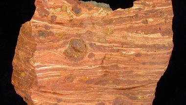 Különös kavicsok – bauxit a bauxitban