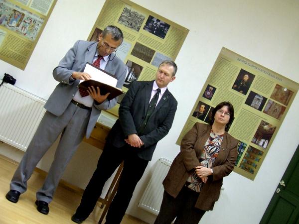 Rómer Flóris emlékkiállítás nyílt Zírcen