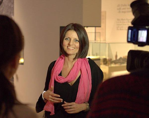 Stefi, a Múmiavilág kiállítás arca - ahogy a kurátorok látták