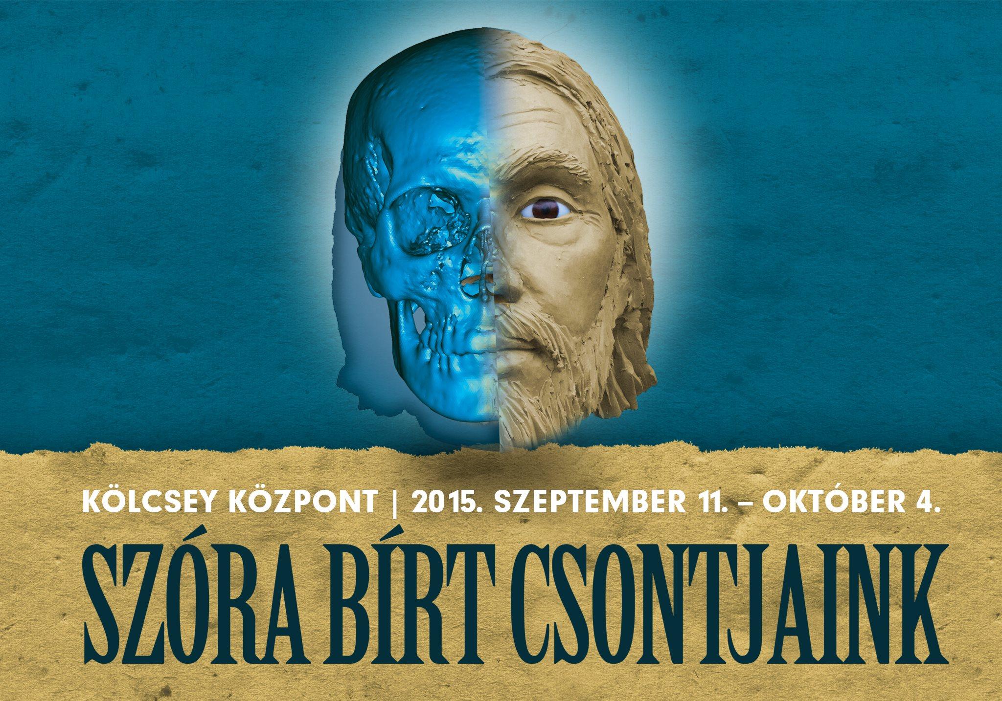 Szórabírt Csontjaink című vándorkiállításunk Debrecenben látogatható