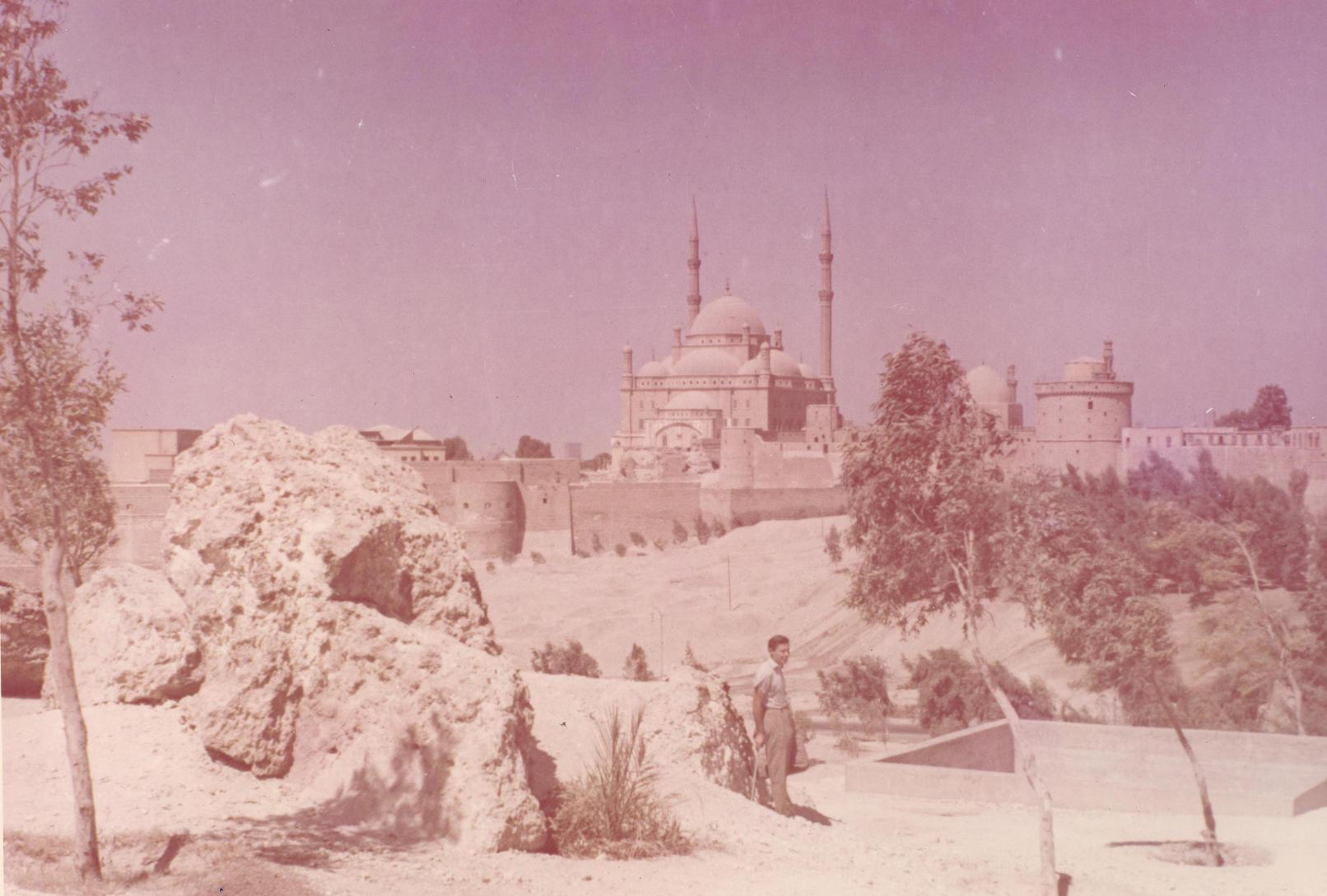 Isztambul, a Hagia Sophia mögött.