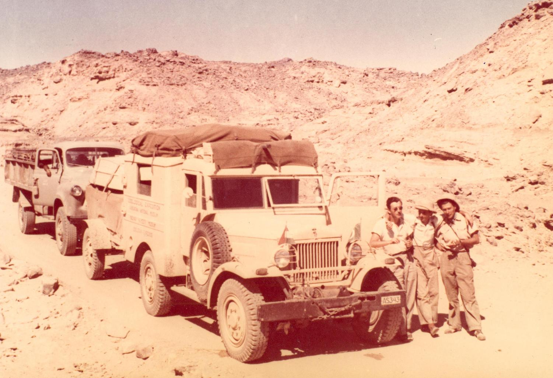 Wadi Silista, 1957 október 24.