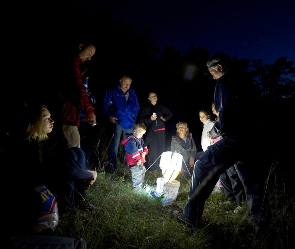 Kutatók éjszakája 2011