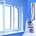 Műanyag profilú ablakok és ajtók