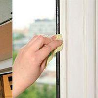 Télikertek és teraszok műanyag ablakainak karbantartása