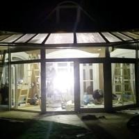 Télikertépítéshez ajtó, ablak