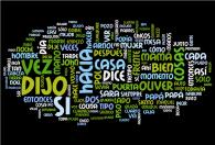 Wordle: Samanta Schweblin: Pájaros en la boca