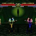 Mortal Kombat pálya pack