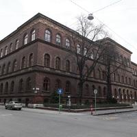 Főreáliskola a Markó utcában