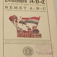 Érdekes ABC-s könyvet találtam