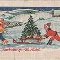 Áldott, Békés Karácsonyi Ünnepeket, és Boldog Új Évet kívánok!