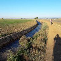 El Camino 2016, 22. nap: Villadangos del Páramo - Hospital de Órbigo - 13 km