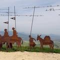 El Camino 2016., 4. nap - Pamplona - Puente la Reina - 24 km