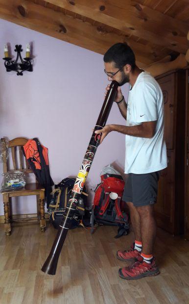 El camino, Frederico és a hangszere