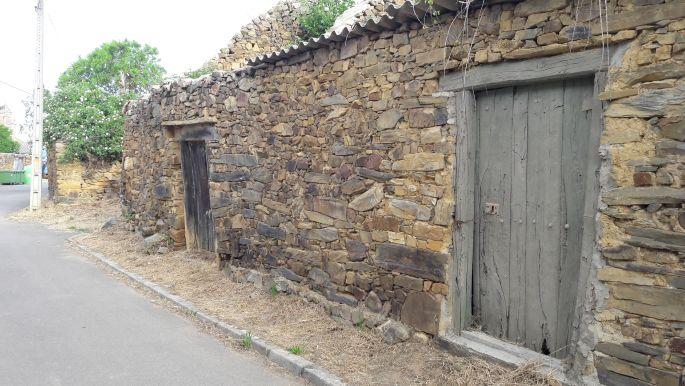El camino, régi épület
