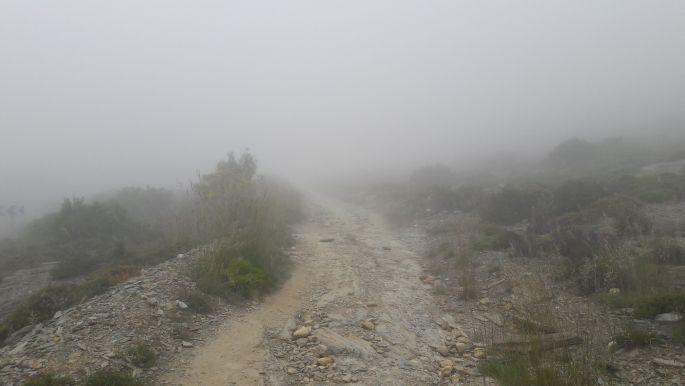 El camino, szintén a felhőkben