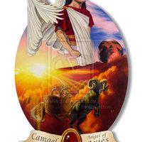 Imádság Camael és Machidiel Őrangyalokhoz