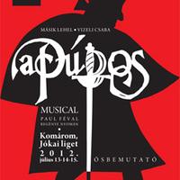 A púpos musical - új magyar musical a színpadon!