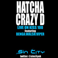 HATCHA & CRAZY D feat. Benga, Walsh & Viper - The Roots of Dubstep