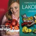 A tévés szakácsok dominálják az idei karácsonyi könyvpiacot