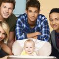 Szinkronhangok: Papás-babás (Baby Daddy)