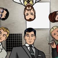 Az Archer második évadának szinkronforgatásán jártunk