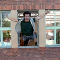 Nagy Ervin kiugrik az ablakon A Tanár első előzetesében