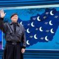 Don Meteo, a köztévé új időjárás-jelentője