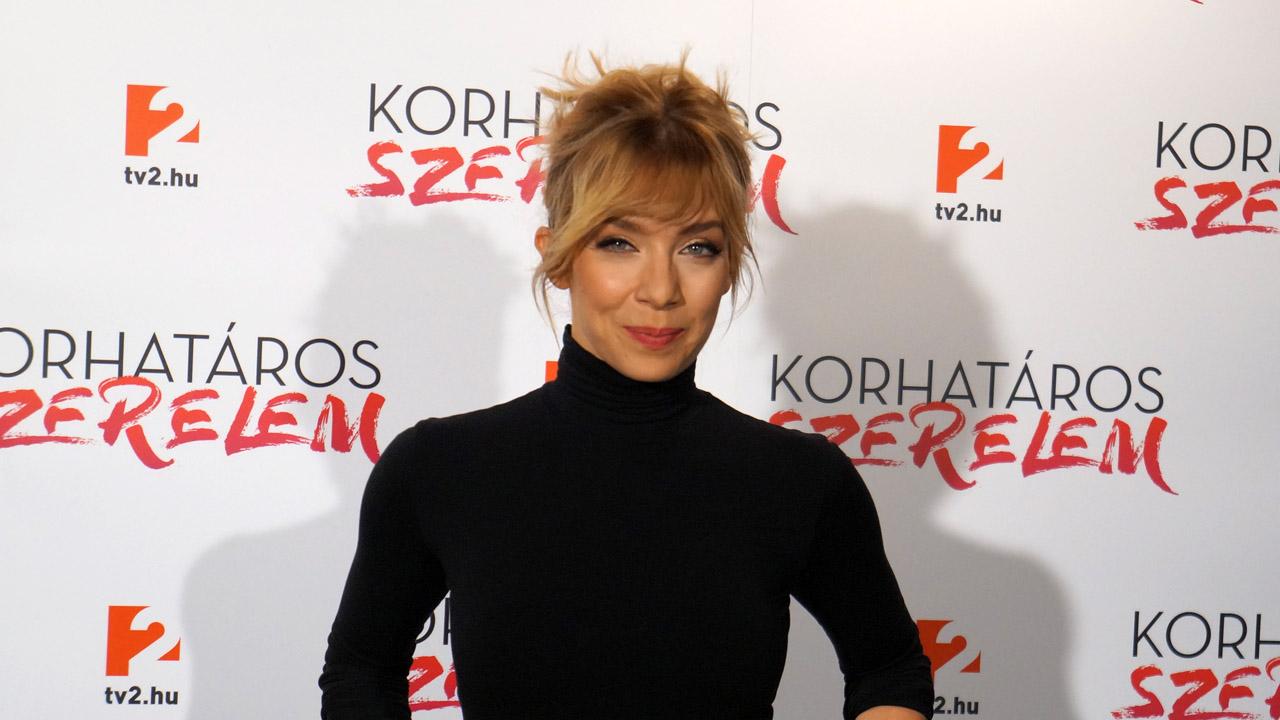Kovács Patrícia (fotó: Jasinka Ádám)