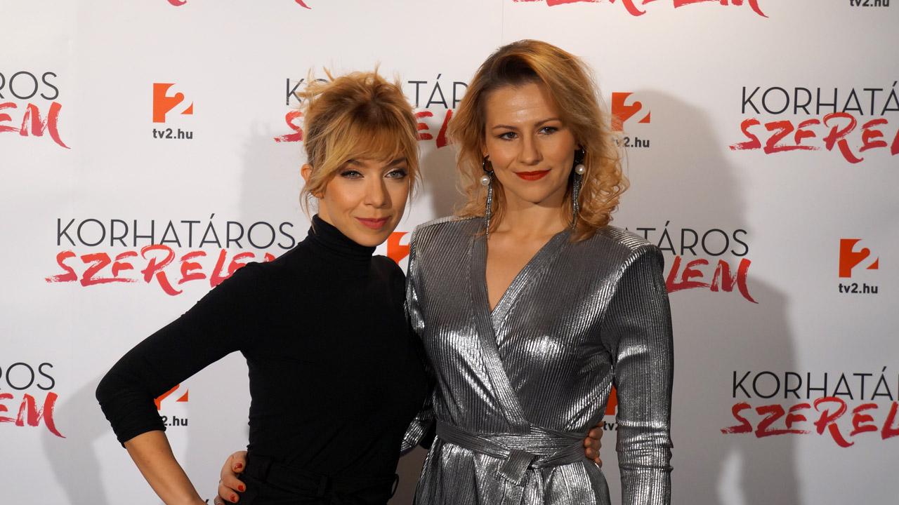 Kovács Patrícia és Szilágyi Csenge (fotó: Jasinka Ádám)