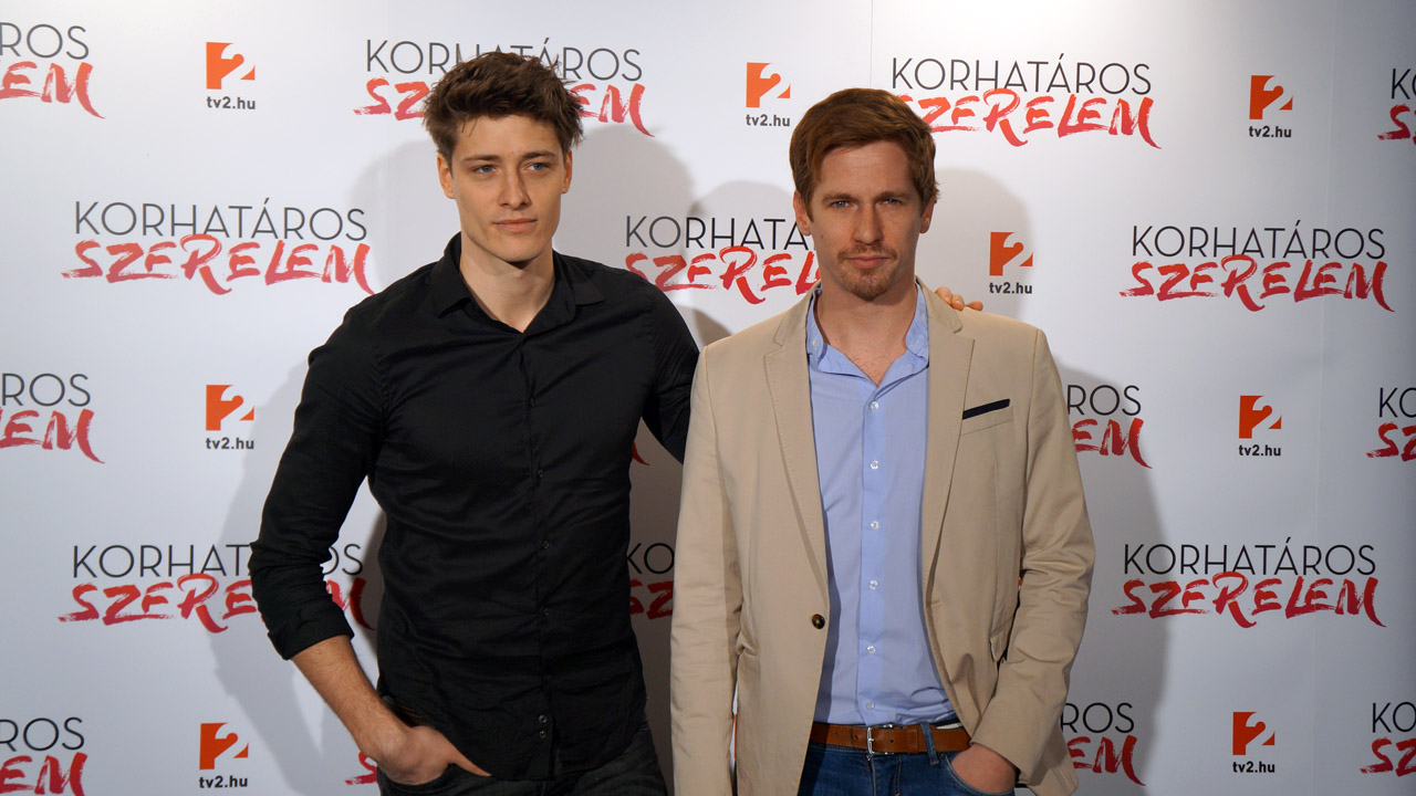 Kovács Tamás és Dóra Béla (fotó: Jasinka Ádám)