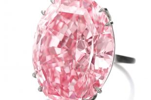 Gyémánt, rózsaszín, és rekordokat dönt