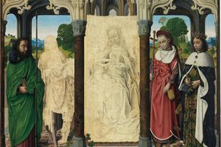 Hugo van der Goes 15. századi oltárképe a kalapács alatt New Yorkban