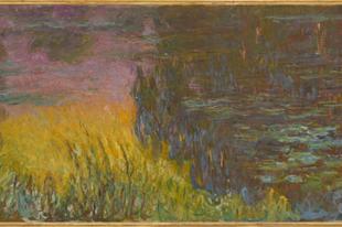Claude Monet színpompás kertje