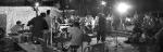 Sáray Ákos panorámafotója a Dresch-koncerten