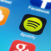 Máris kitört az őrület a Spotify részvényekkel