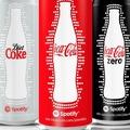 A Spotify-Coca-Cola együtműködés első gyümölcse
