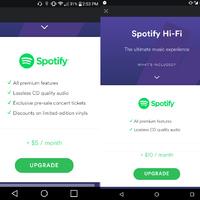 Jön a HD Spotify!